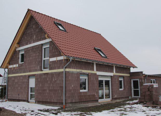 Neubau September 2012