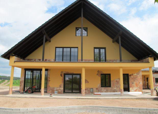 Neubau Mai 2011